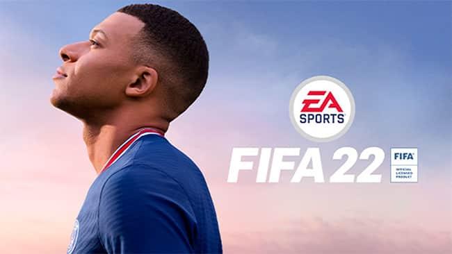 FIFA 22 en promo à petit prix
