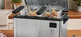 Lidl : Friteuse SilverCrest pas chère à 34,99€ seulement