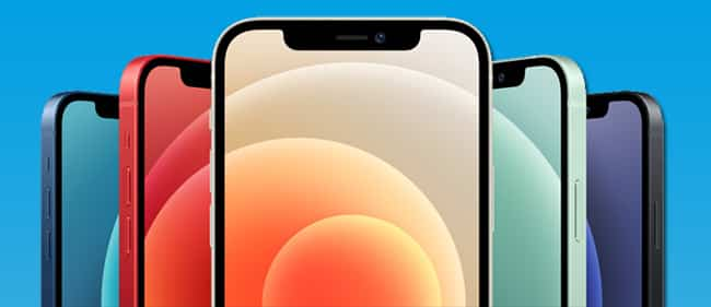 Tentez de gagner un iPhone 12 Apple avec Logic Immo