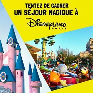 Jeu Bel : Séjours à Disney et cadeaux Pixar à gagner