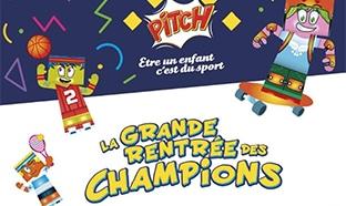 Jeu Pitch Brioche Pasquier : 1 an de sport à gagner
