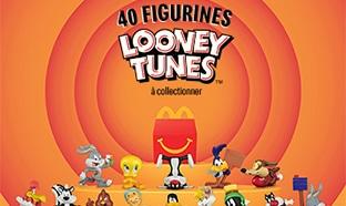 Jouet Looney Tunes McDo : 12 figurines à collectionner