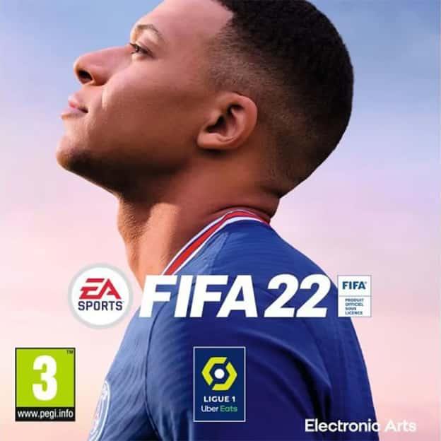 Précommande FIFA 22 sur PS, PS4, XBOX et Switch : Jeu moins cher