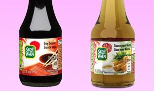 Rappel produits : Sauces froides Suzi Wan 125ml et 137,5ml