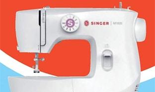 Promo Intermarché : Machine à coudre Singer moins chère