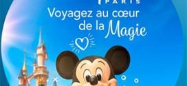 Jeu SNCF : Séjours et entrées à Disneyland Paris à gagner