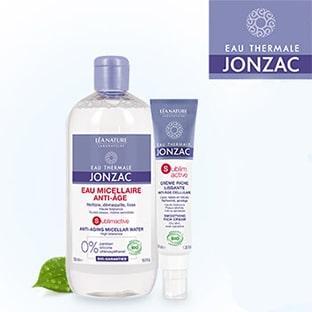 Test Jonzac : Duos de soins Sublimactive gratuits