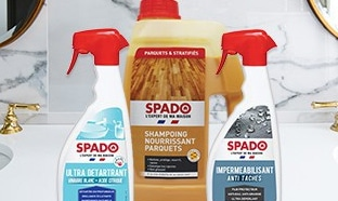Test Maison&Travaux : Lots de produits d'entretien Spado gratuits
