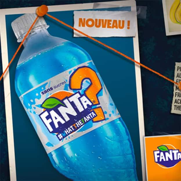 Test Sampleo : bouteilles de Fanta mystères gratuites