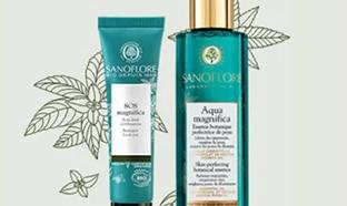 Test Sanoflore : Routine de soins Magnifica gratuites