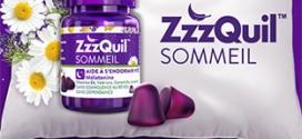 Test Envie de Plus : ZzzQuil Sommeil gratuits