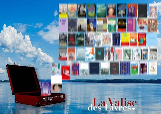 Livres de la bibliothèque Mystère à remporter avec Kube