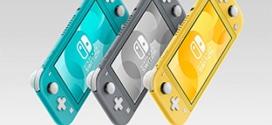 Promo Carrefour : Nintendo Switch Lite pas chère à 146,35€