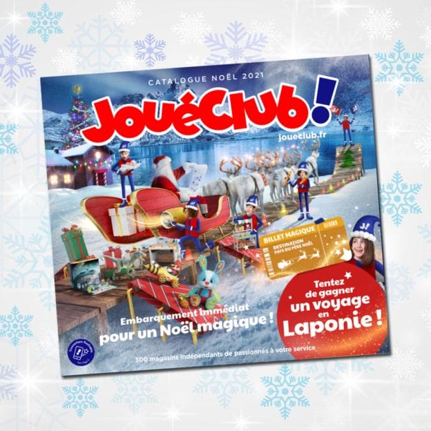 Catalogue JouéClub Noël 2021 gratuit : Recevez-le gratuitement