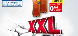 Catalogue Lidl «XXL» du 13 au 19 janvier 2021