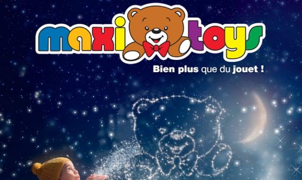 Catalogue Maxi Toys Noël 2021 gratuit