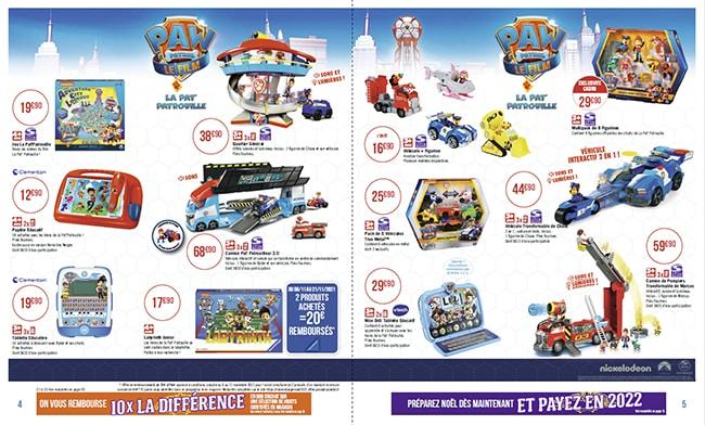 Découvrez le catalogue des jouets de Noël de Géant Casino