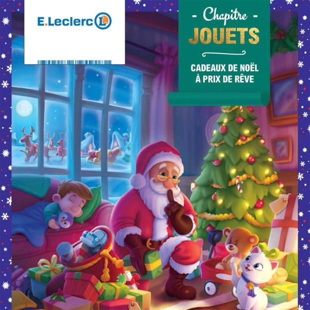 Catalogue Leclerc Noël 2021 : Promos sur les jouets