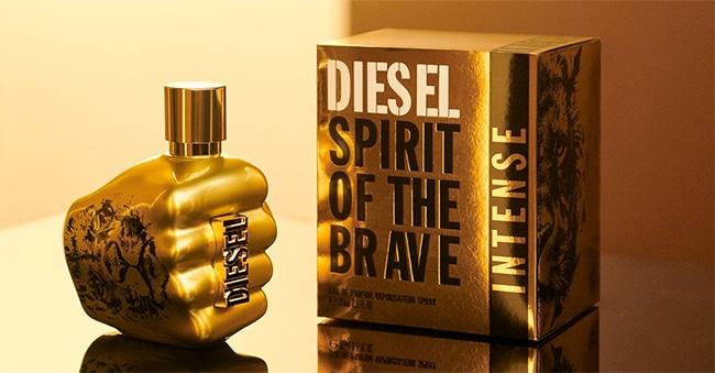 Recevez gratuitement un échantillon de Spirit of the Brave Intense by Diesel