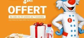 Bon plan Flunch : Menu enfant petits flunchers gratuit