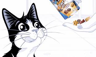 Échantillons gratuits de friandises pour chats FELIX Party Mix