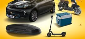 Jeu anniversaire Norauto : Renault Zoé et cadeaux à gagner