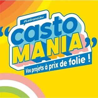 Jeu Castomania by Castorama : vpyages et cartes cadeaux à gagner