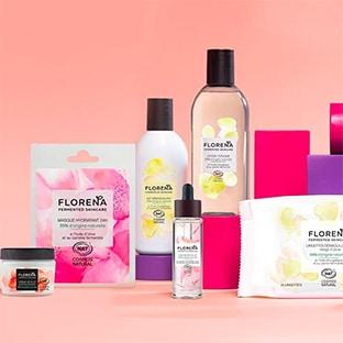 Jeu Florena : box de cosmétiques à gagner