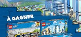 Jeu Gulli : Jouets LEGO CITY à gagner
