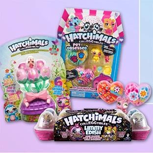 Jeu Maxitoys : Packs de jouets Hatchimals à gagner