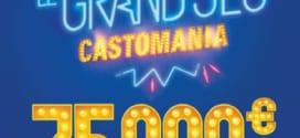 Jeu Castomania by Castorama : plus de 75'000 euros de cadeaux à gagner