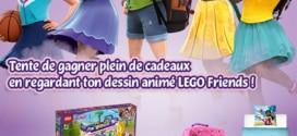 Jeu Gulli : 16 lots de cadeaux LEGO Friends à gagner