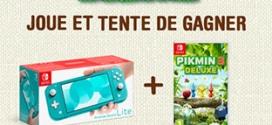 Jeu Journal de Mickey : Nintendo Switch et jeux Pikmin à gagner