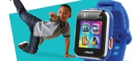Jeu Gulli : 15 montres Kidizoom Smartwatch Vtech à gagner