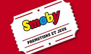 Smoby Promo Noël : Offres de remboursement jouets (ODR)