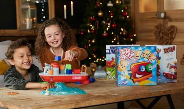 Promo de Noël Auchan : 3 jeux de société enfants à 19,99€