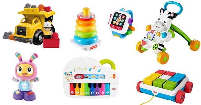 Remise Amazon sur une sélection de jouets pour enfants