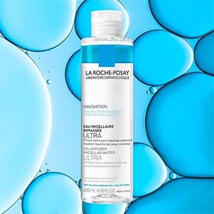 Test La Roche-Posay : 250 eaux micellaires Ultra Biphasée