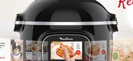 Test Marmiton : Robots Cookeo Touch Wifi gratuit
