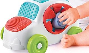 Test Sampleo : Jouets pour bébés et enfants Clementoni gratuits