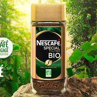 Test Sampleo : Coffrets Nescafé Special Filtre Bio gratuits