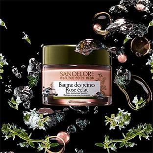 Test Sanoflore : Baumes des reines Rose éclat gratuits
