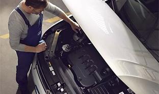 Volkswagen contrôle technique offert