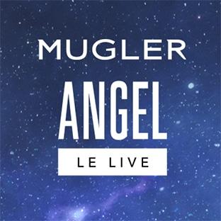 Échantillons gratuits de 2 eaux de parfum Angel Mugler