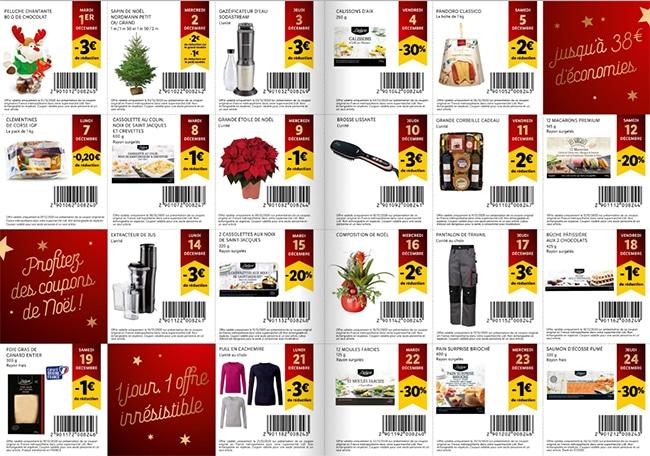 Bons de réduction Lidl pour un Noël moins cher