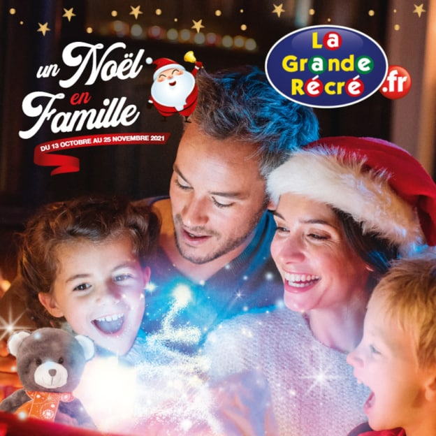 Catalogue jouets de Noël La Grande Récré 2021 et promos