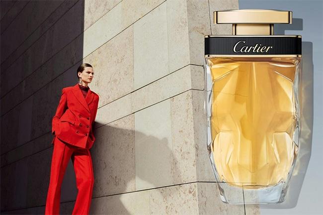 Recevez une dose d'essai gratuite de La Panthère Parfum de Cartier