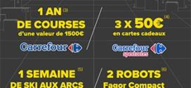 Jeu Black Friday Carrefour : cadeaux à gagner