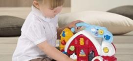 2 jouets Chicco gratuits (ODR et remise fid. Carrefour déduites)