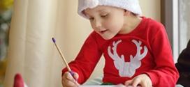 Lettre au Père-Noël + enveloppe gratuites à imprimer